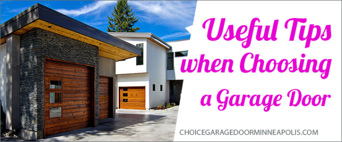 Genial How To Choose A Garage Door